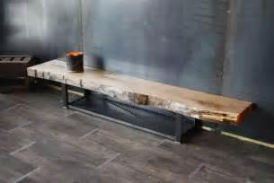 meuble tv bois massif design meuble tv de style industriel micheli design