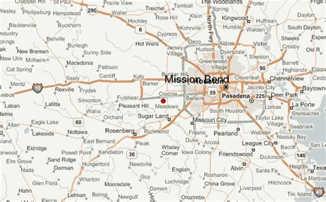 map mission texas mission bend location guide