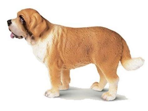 schleich dogs st bernards and dogs on