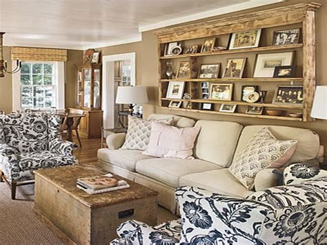 cottage style living room decorating ideas bloombety cottage style living room with sofa design