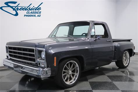 1979 Chevrolet C10 by 1979 Chevrolet C10 Streetside Classics The Nation S