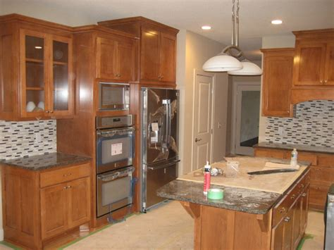 Granite Countertops Plymouth Mn by Beautiful Woodwork In New Home In Seven Greens Nih