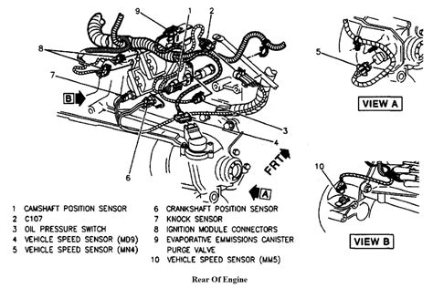chevy 2 ecotec engine diagram get free image about