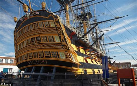 how to become a boat captain uk hms victory could become a party boat as mod can t meet 163