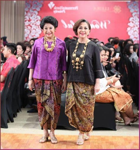 Baju Pesta Slim Duyung 1000 ideas about model baju batik on batik