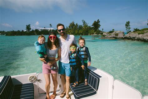 family boat ride nyc a boat ride in bermuda love tazalove taza