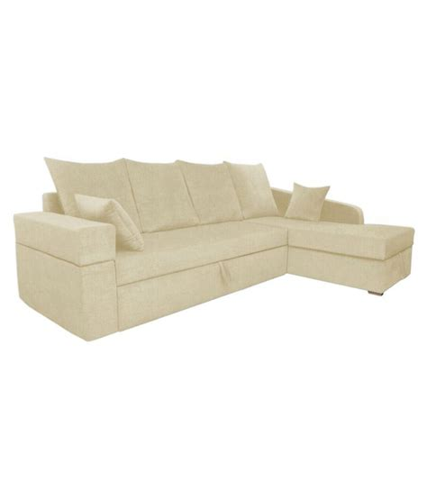 L Shaped Sofa India by Adorn India Comfort Line Fabric L Shaped Sofa L Shaped