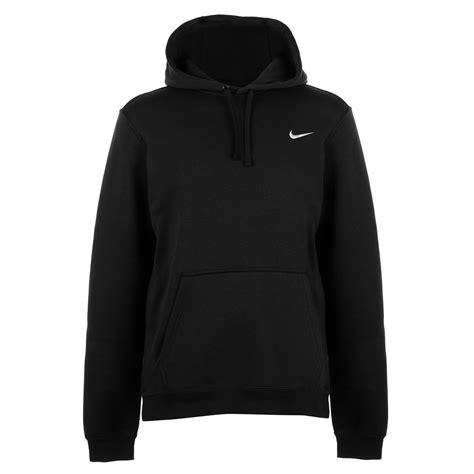 Nike Hoddie Text Black nike nike fundamentals fleece hoody s s hoodies