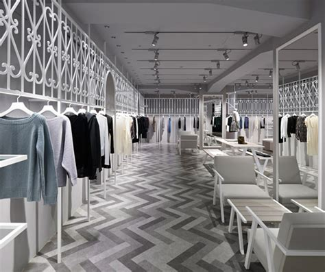 store layout theory compolux shop by nendo jp dailytonic