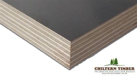 Phenolic Flooring by Plywood Phenolic Wbp Birch 2440 X 1220 X 18mm