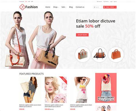 Html Fashion Website Templates Free Premium Fashion Website Template
