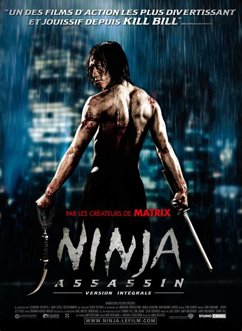 film genre ninja ninja assassin le blog 224 titi