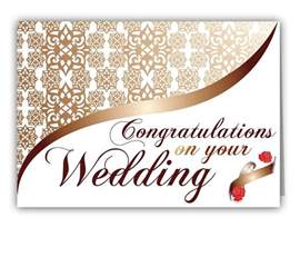 congratulations on your wedding greeting card picture nicewishes