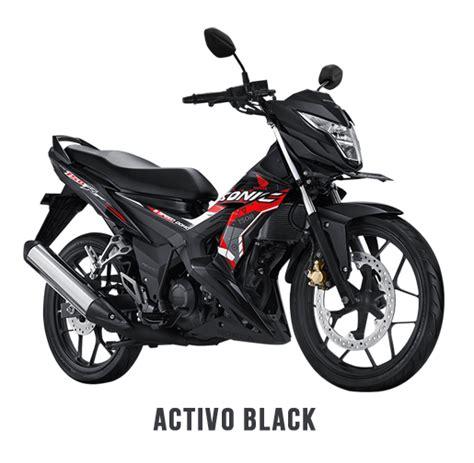 Striping Stiker Honda Sonic 150 Original Black Hitam warna baru honda sonic 150 2018 hitam bmspeed7 com 187 bmspeed7