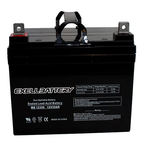 Power Chair Batteries by New 12v 35ah U1 Sla Jazzy Select Gt Power Chair Scooter