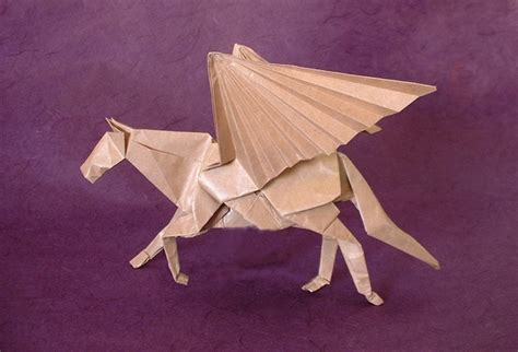 Satoshi Kamiya Origami - pegasus satoshi kamiya gilad s origami page