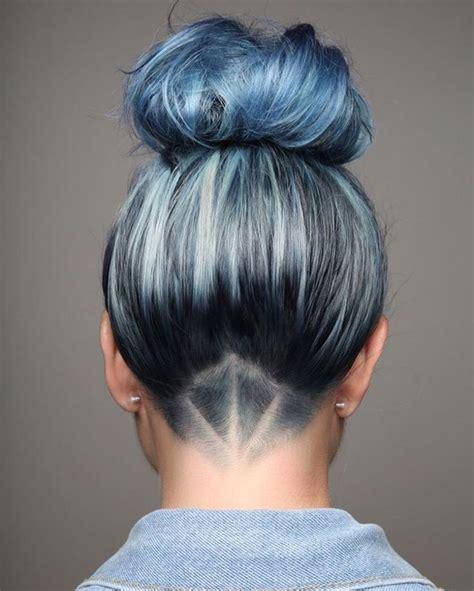 lady neck hair 25 best ideas about nape undercut on pinterest hair