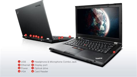 Lenovo Thinkpad T430s lenovo thinkpad t430s business laptop 3rd i5