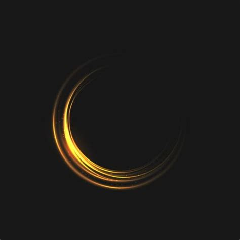 circle light for light circle effect background vector 08 free