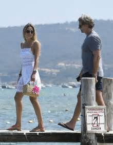 I Would Married Anyone In St Tropez by Poly Enjoys A Family Day Out In Tropez