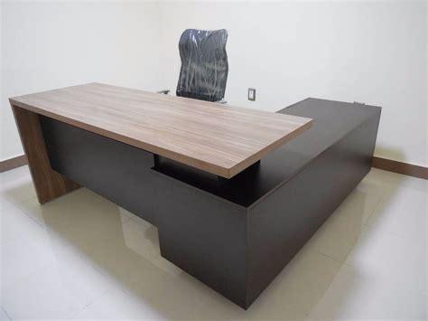 escritorios mexico escritorio ejecutivo moderno minimalista modelo l024 d