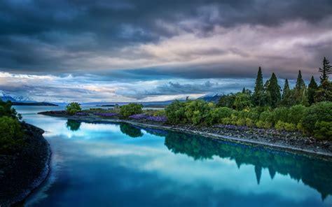 imagenes de paisajes con agua fondo de pantalla paisaje rio agua cristalina