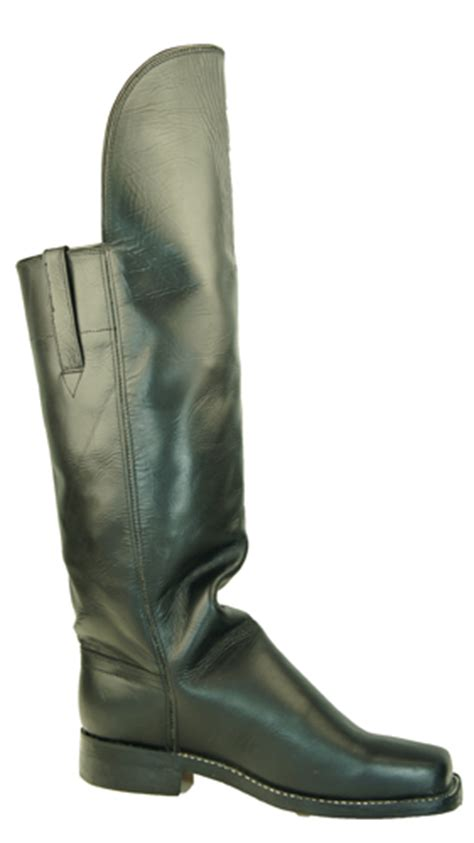 boots knee flap