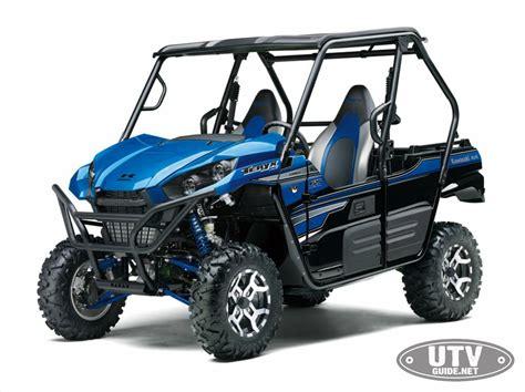 Kawasaki Blue by 2018 Kawasaki Teryx And Teryx4 Utv Guide