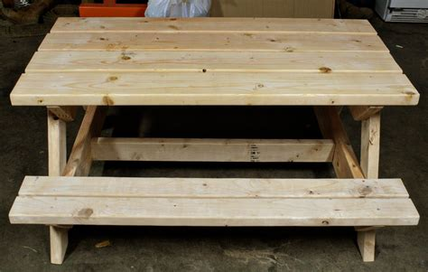 woodworking plans picnic table wood picnic tables wood picnic table for backyard home