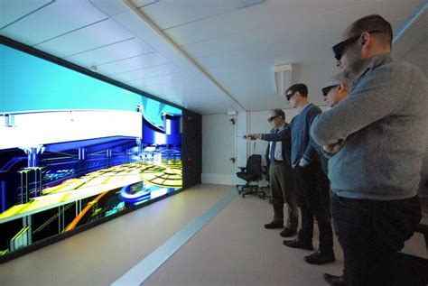 virtual room iter s virtual reality room is operational