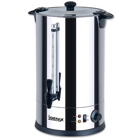 Urn L igenix ig4018 catering urn 1 650 w 18 l stainless steel