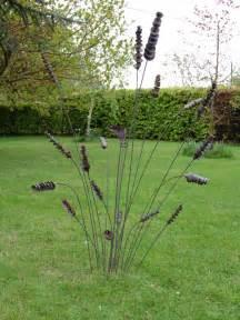 Garden Artworks Garden Metal Stakes Gutteridge Garden