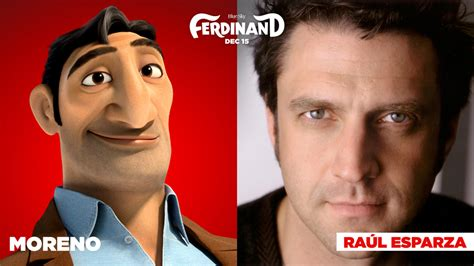 latest movies ferdinand by kate mckinnon and bobby cannavale fox blue sky debut trailer poster character pix for ferdinand animation magazine