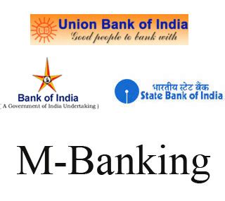 ubi bank mobile banking sbi ubi and bol to introduce mobile banking applications