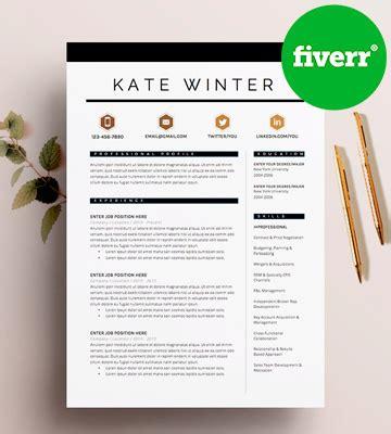 Fiverr Resume by 5 Best Resume Builders Reviews Of 2018 Bestadvisor
