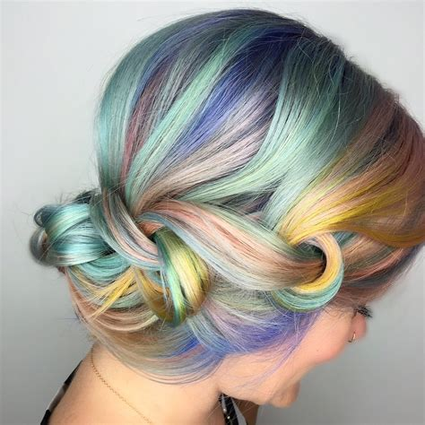 rainbow hair colors rainbow hair colors for holidays 2016 hairstyles 2017