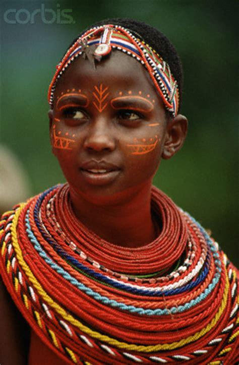 masai women お前達には失望した afro art chick masai woman a masai woman