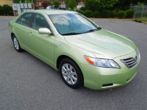 2007 Toyota Camry Specs 2007 Toyota Camry Data Info And Specs Gtcarlot