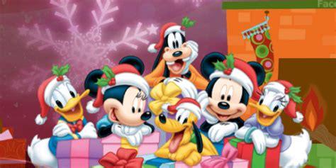 imagenes navideñas animadas de mickey mouse imagenes navide 241 as de mickey mouse im 225 genes de navidad