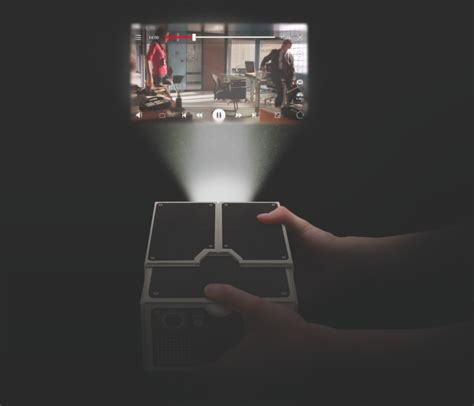 how to make a projector for your phone smartphone projector craziest gadgets