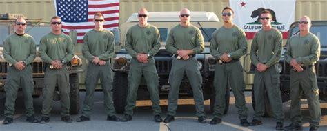 California Correctional Officer by California Correctional Center High Desert State Prison
