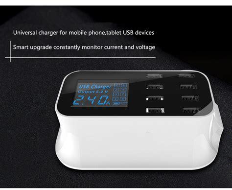 Botol Minum Wine Bentuk Kotak 8oz smart wall charger 8 usb port with led display white jakartanotebook
