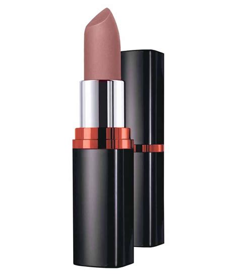 New Maybelline Color Show Lipstick maybelline color show matte lipsticks m304 mysterious mocha buy maybelline color show matte