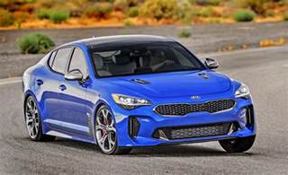 2018 kia stinger priced at 32 795 the torque report