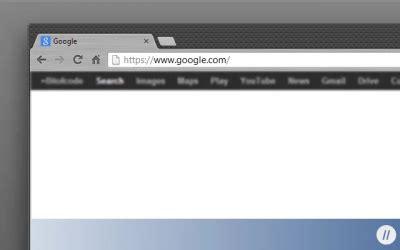 google chrome black bar top 10 best themes for google chrome browser