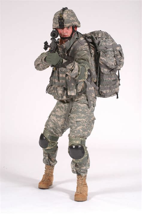 army acu clothing and individual equipment