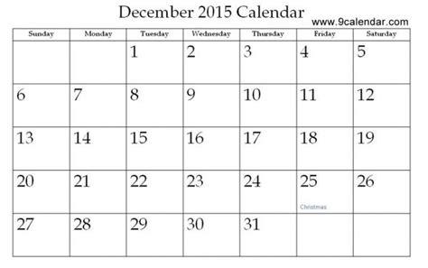 printable december 2015 calendar pinterest december 2015 calendar calendar pinterest december