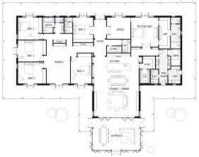 Six Bedroom Floor Plans Floor Plan Friday 6 Bedrooms