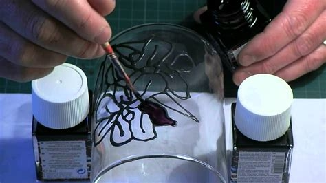 Painting 3d Objects by Glass Painting 3d Objects