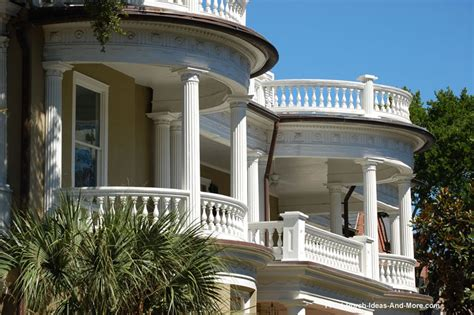 Historic Charleston Homes Porch Ideas Front Porch Pictures House Plans With Rounded Porch